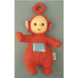 Po Teletubbies Plush Talking Toy Playskool Vintage 1998