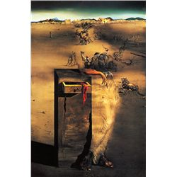 Espana - Dali - Limited Edition on Canvas