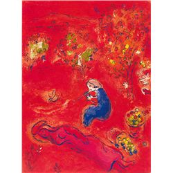 Summery Lunch Hour- Chagall - Limited Edition on Canvas