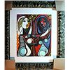 Image 1 : Picasso - Limited Edition - Girl Before A Mirror