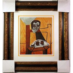 Pablo Picasso- Signed Limited Edition