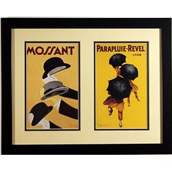 Mossant Original Lithographs .