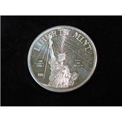 """1495. Liberty Mint """"no state shall make anything but Gold and Silver"""