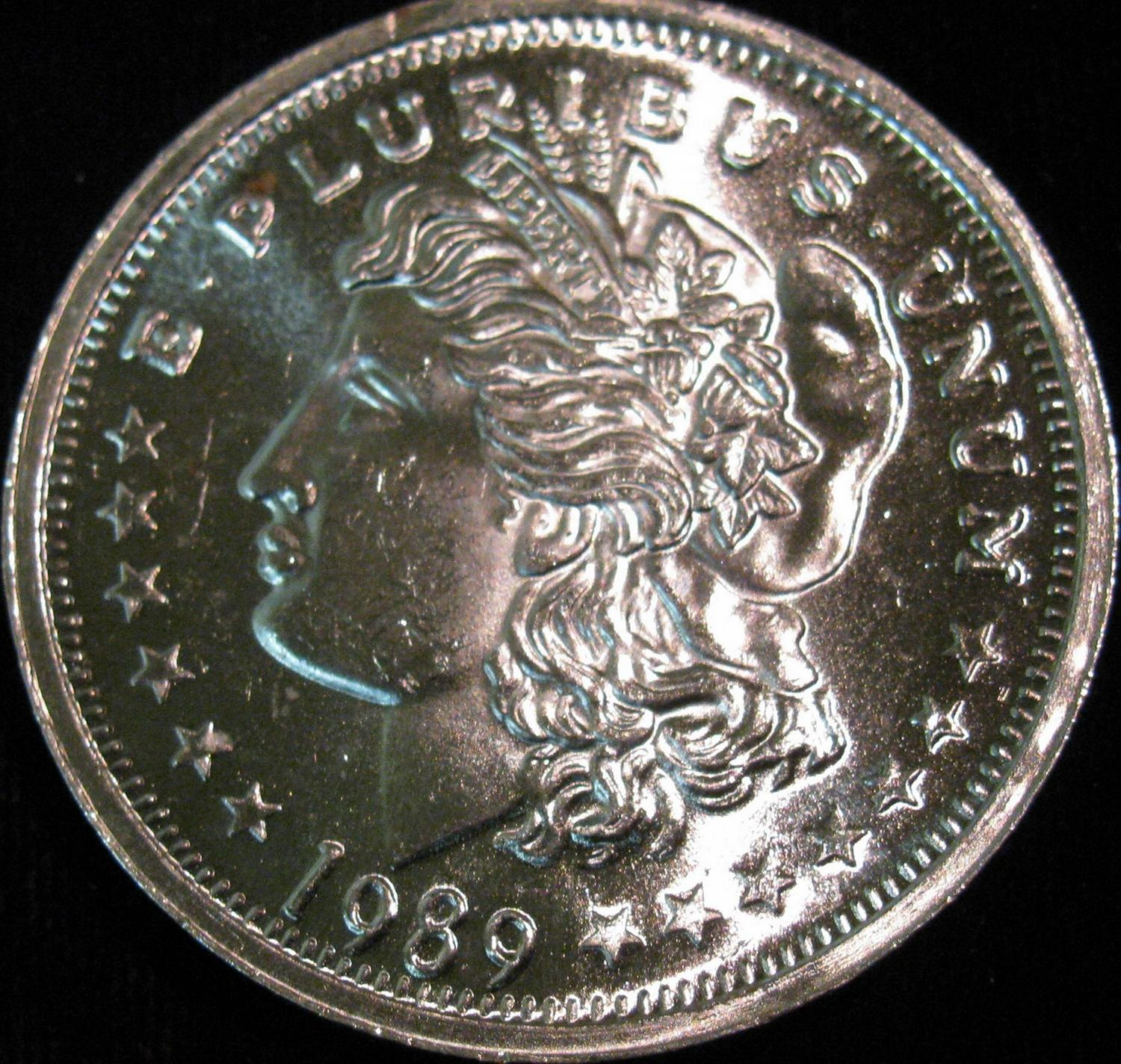 Morgan Silver Dollar Auctions Image Viewer Global Auction