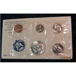 337. 1965 U.S. Special Mint Set. Original as issued.