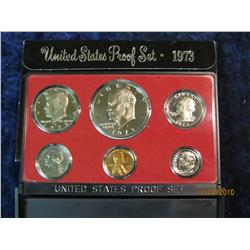 393. 1973 S U.S. Proof Set. Original as issued.