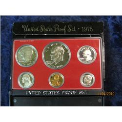 395. 1975 S U.S. Proof Set. Original as issued.