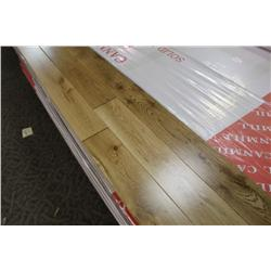 CANMILL HONEY OAK SOLID HARDWOOD FLOORING