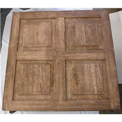 Antique Door Coffee Table Must Be Picked Up