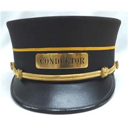 Railroad Conductor Hat Pricebuilt By Ed V Price&Co