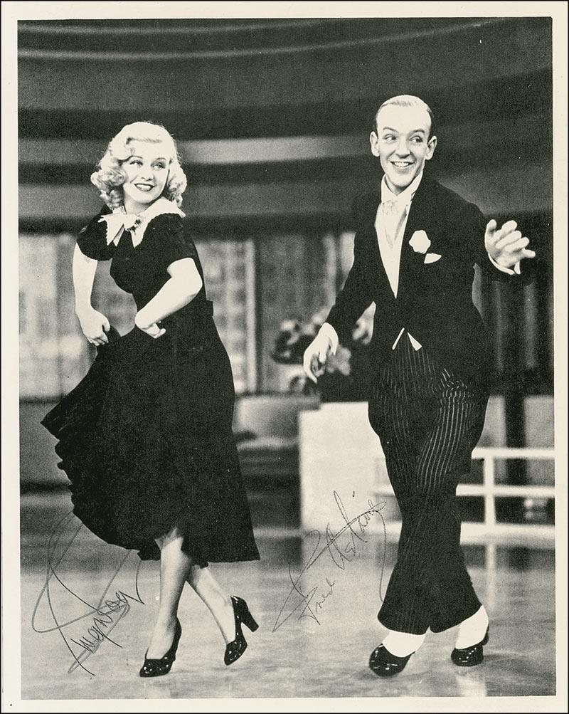 astaire and rogers relationship test