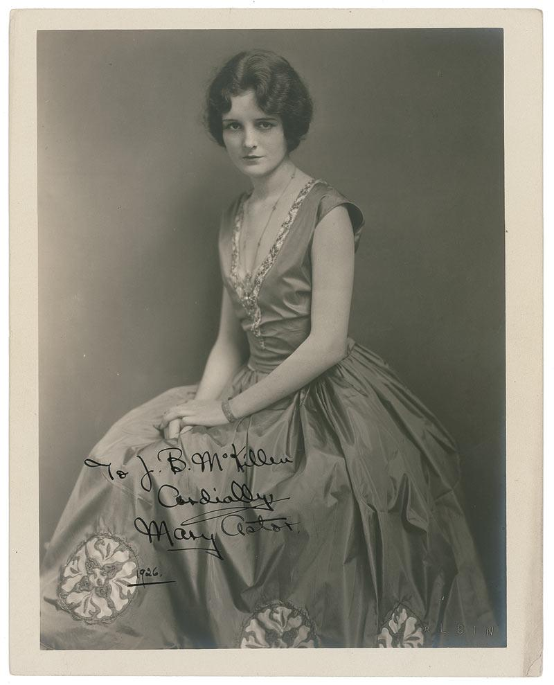 mary astor books