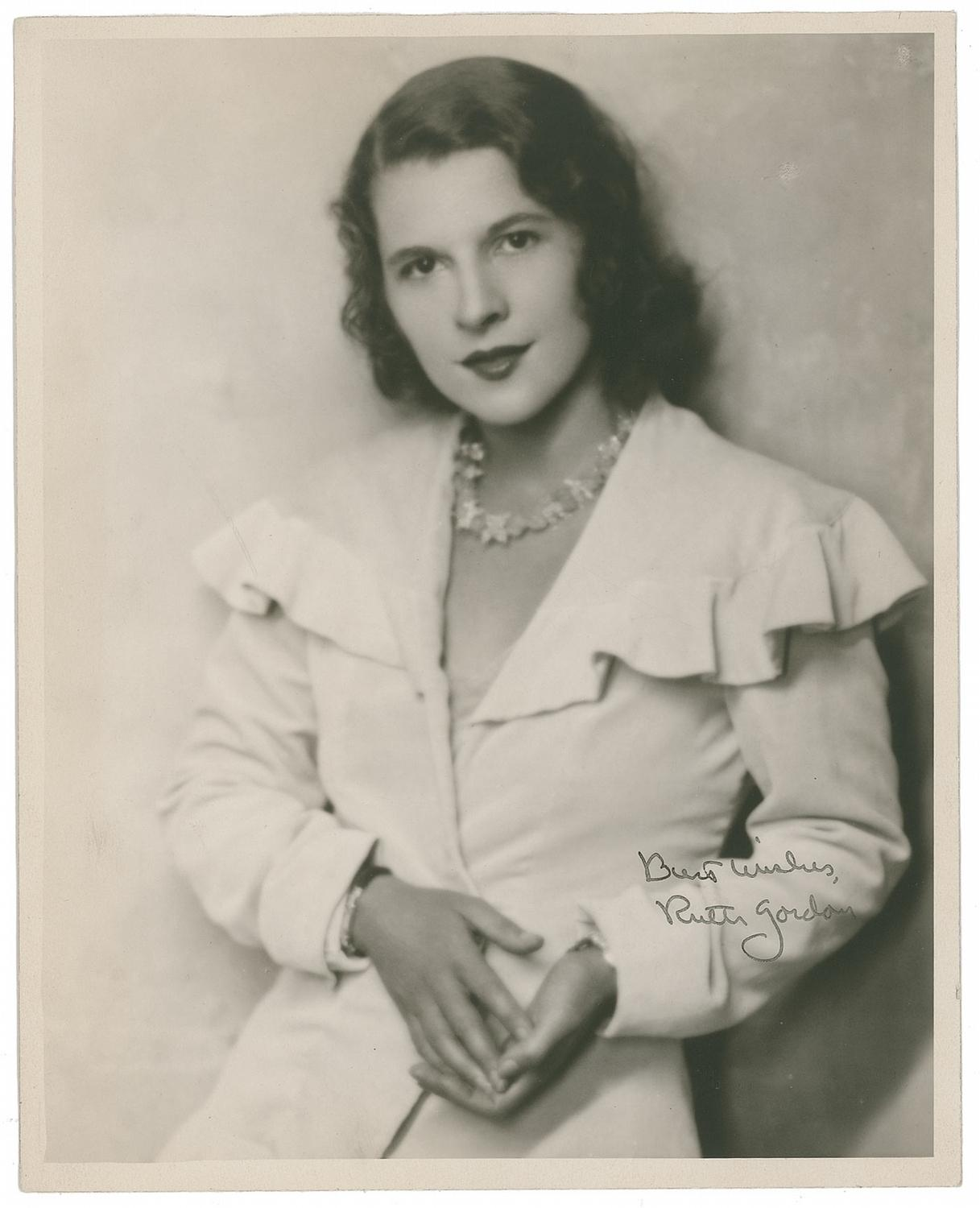 Image result for ruth gordon