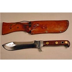 VINTAGE PUMA WHITE HUNTER NO. 6399 HUNTING KNIFE W