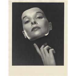 Katharine Hepburn oversize gallery portrait from Sylvia Scarlett by Ernest A. Bachrach