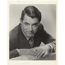 Cary Grant oversize portrait from Suspicion by Ernest A. Bachrach