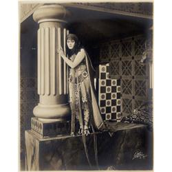 Theda Bara portraits from Salome by Albert Witzel Studio