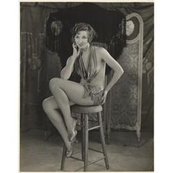 Fanny Brice gallery portrait