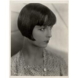 Louise Brooks key book portrait by Eugene Robert Richee