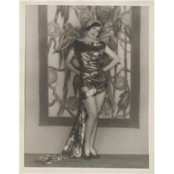 Nancy Carroll oversize gallery portraits from Close Harmony by Eugene Robert Richee
