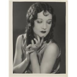 Joan Crawford oversize gallery portrait from Winners of the Wilderness by Ruth Harriet Louise