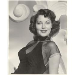 Ava Gardner gallery portrait  by Ray Jones
