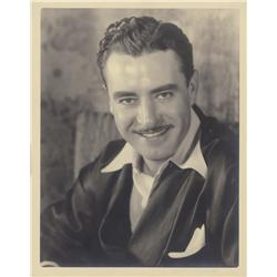 John Gilbert oversize gallery portrait by Ruth Harriet Louise