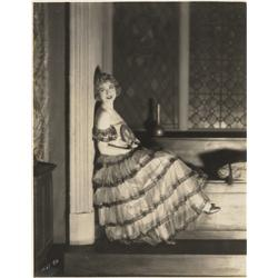 Dorothy Gish gallery portrait from Tiptoes by James Abbé