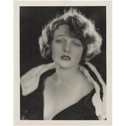 Corrine Griffith oversize gallery portrait by Edwin Bower Hesser