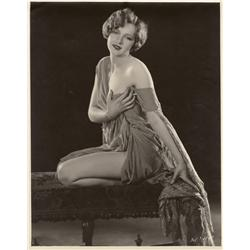 Dixie Lee gallery portrait by Edwin Bower Hesser