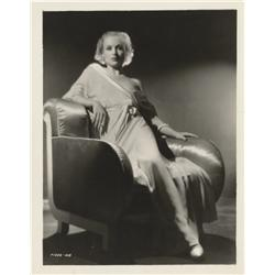 Carole Lombard gallery portrait by Eugene Robert Ruchee