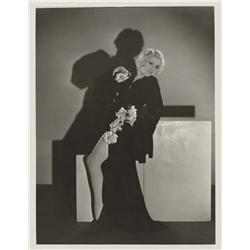 Joan Marsh oversize gallery portrait by Clarence Sinclair Bull