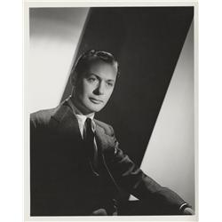 Robert Montgomery gallery portrait from Fast and Loose by Laszlo Willinger