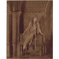 Mary Pickford portrait from Suds by James Abbé