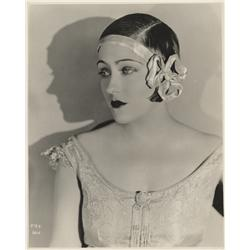 Gloria Swanson key book portraits from Her Husband's Trademark and Her Gilded Cage