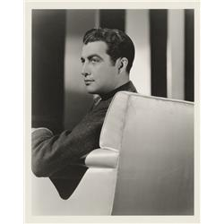 Robert Taylor gallery portrait by Stephen McNulty
