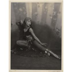 Anna May Wong oversize gallery portrait by Ruth Harriet Louise