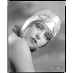 Clara Bow camera negative from Wings by Eugene Robert Richee