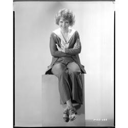 Clara Bow camera negatives by Eugene Robert Richee