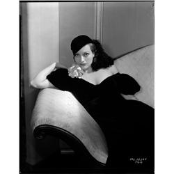 Joan Crawford camera negative from Possessed by George Hurrell