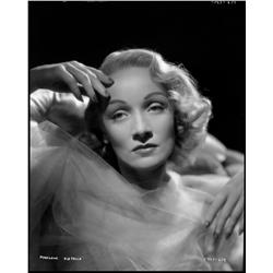 Marlene Dietrich camera negative from Desire by Eugene Robert Richee