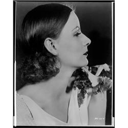 Greta Garbo negative from The Temptress by Ruth Harriet Louise