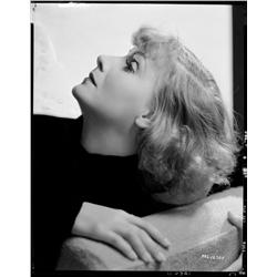 Greta Garbo camera negative from Susan Lenox  by Clarence Sinclair Bull
