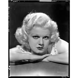 Jean Harlow camera negative from The Girl from Missouri by Clarence Sinclair Bull