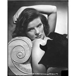 Katharine Hepburn camera negative from Holiday by Robert Coburn