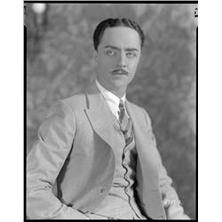 William Powell camera negatives from Dangerous Money by Donald Biddle Keyes and Eugene Robert Richee