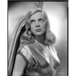 Lizabeth Scott camera negatives from The Strange Love of Martha Ivers and I Walk Alone by Bud Fraker