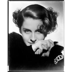 Norma Shearer copy negative from Riptide by George Hurrell