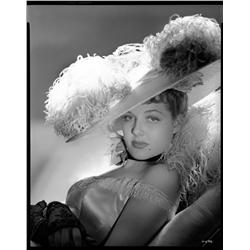 Ann Sheridan camera negative by George Hurrell