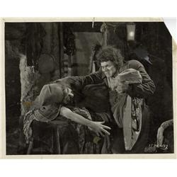 Collection of 16 original stills of Lon Chaney Sr. & cast members in The Hunchback of Notre Dame